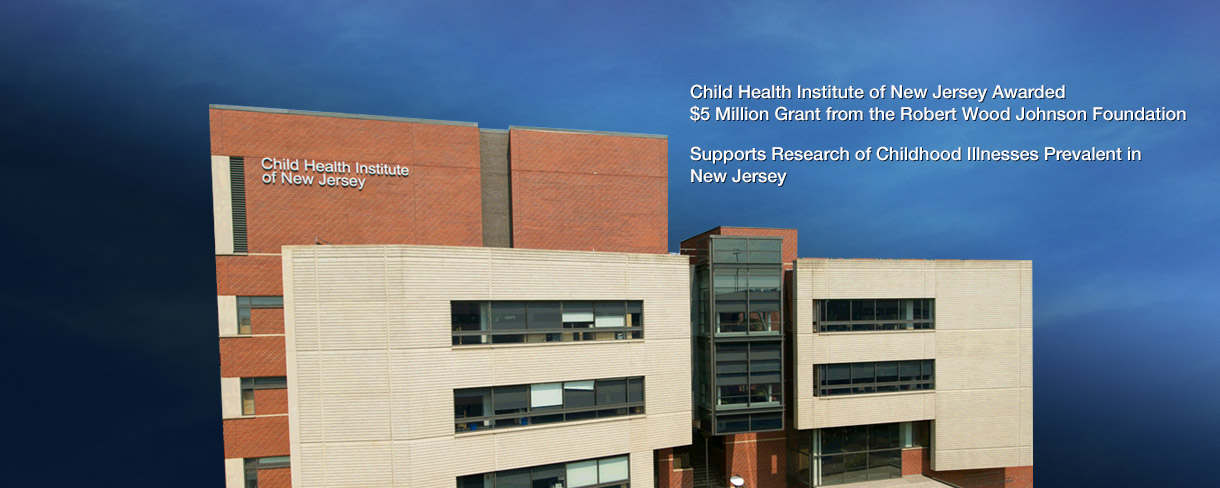 Child Health Institute of New Jersey