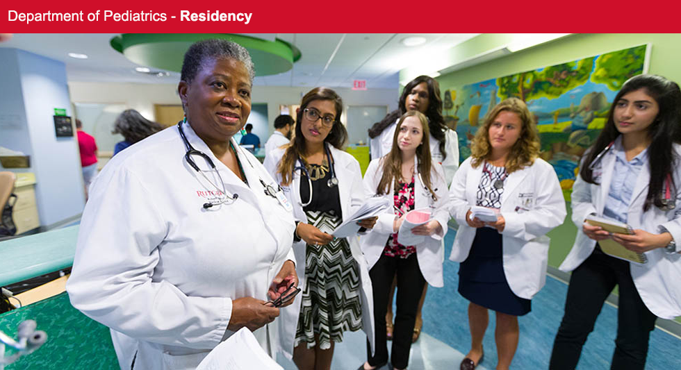 Overview - Pediatric Residency Program