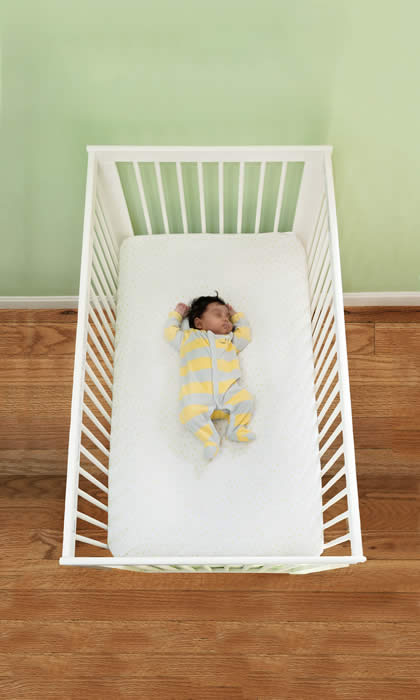 New Jersey And National Rates Of Sids Reduced 50 Percent